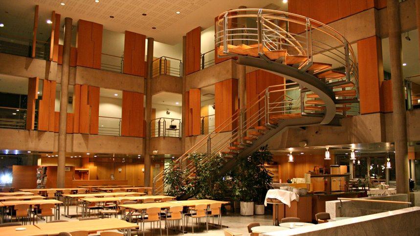 Musiikkiopiston aula