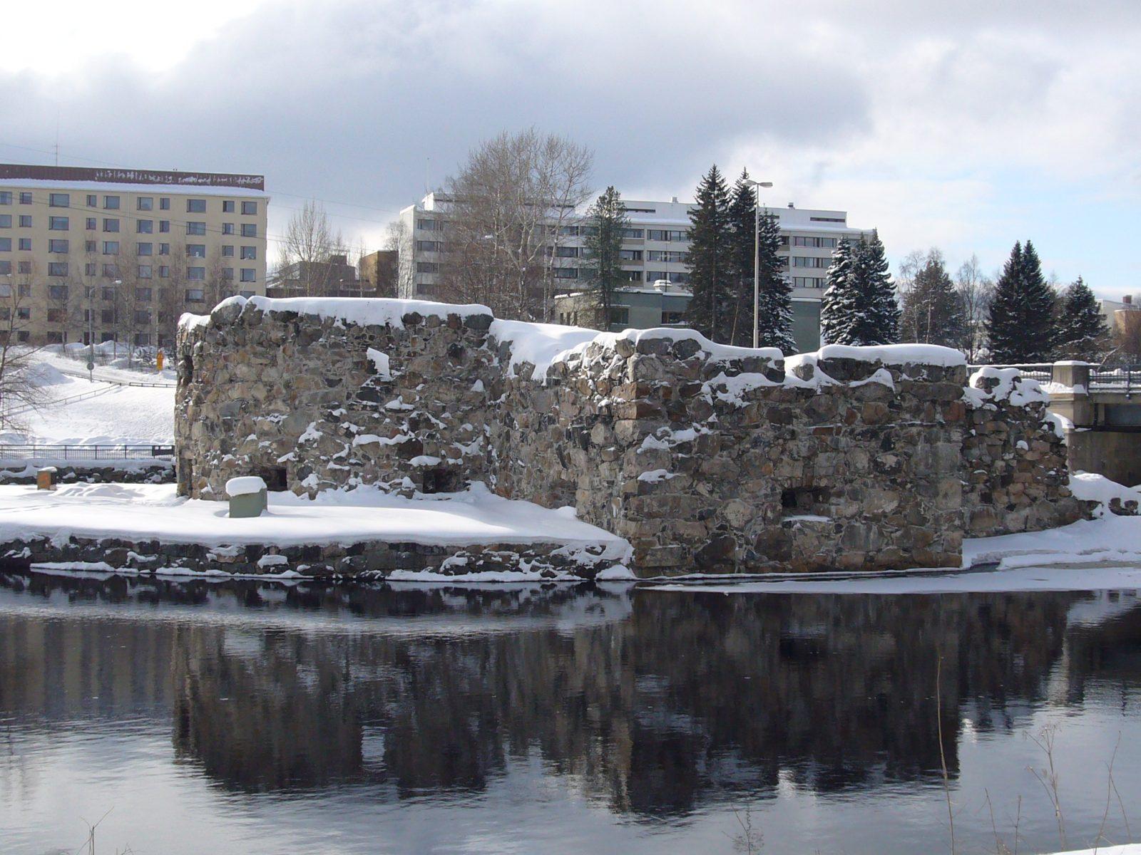 Kajaanin linna, Kajaani, Finland
