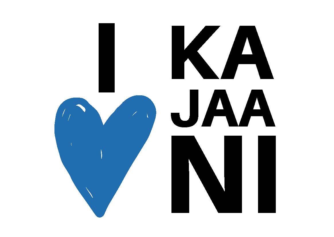 I love Kajaani, Kajaani