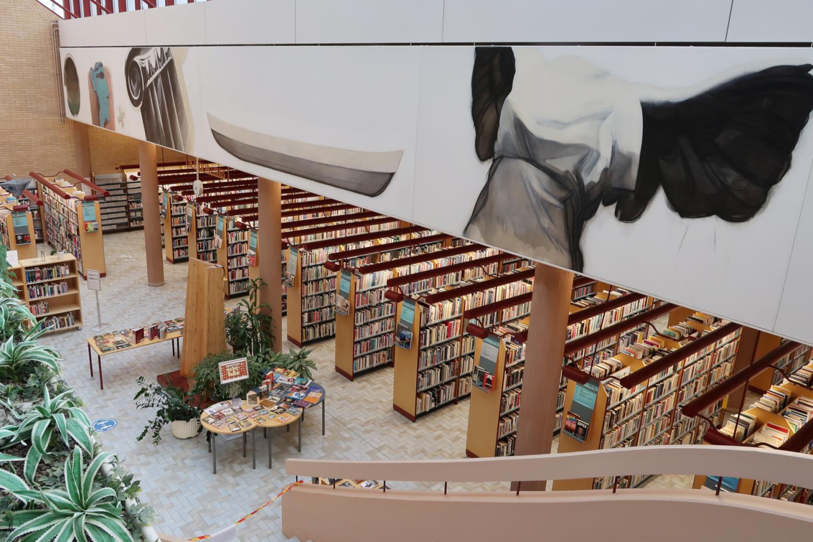 Kirjasto Kajaani Aukioloajat