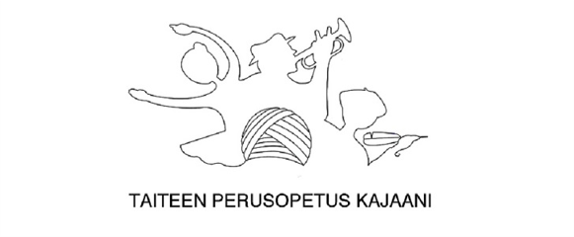 Taiteen perusopetus Kajaani logo