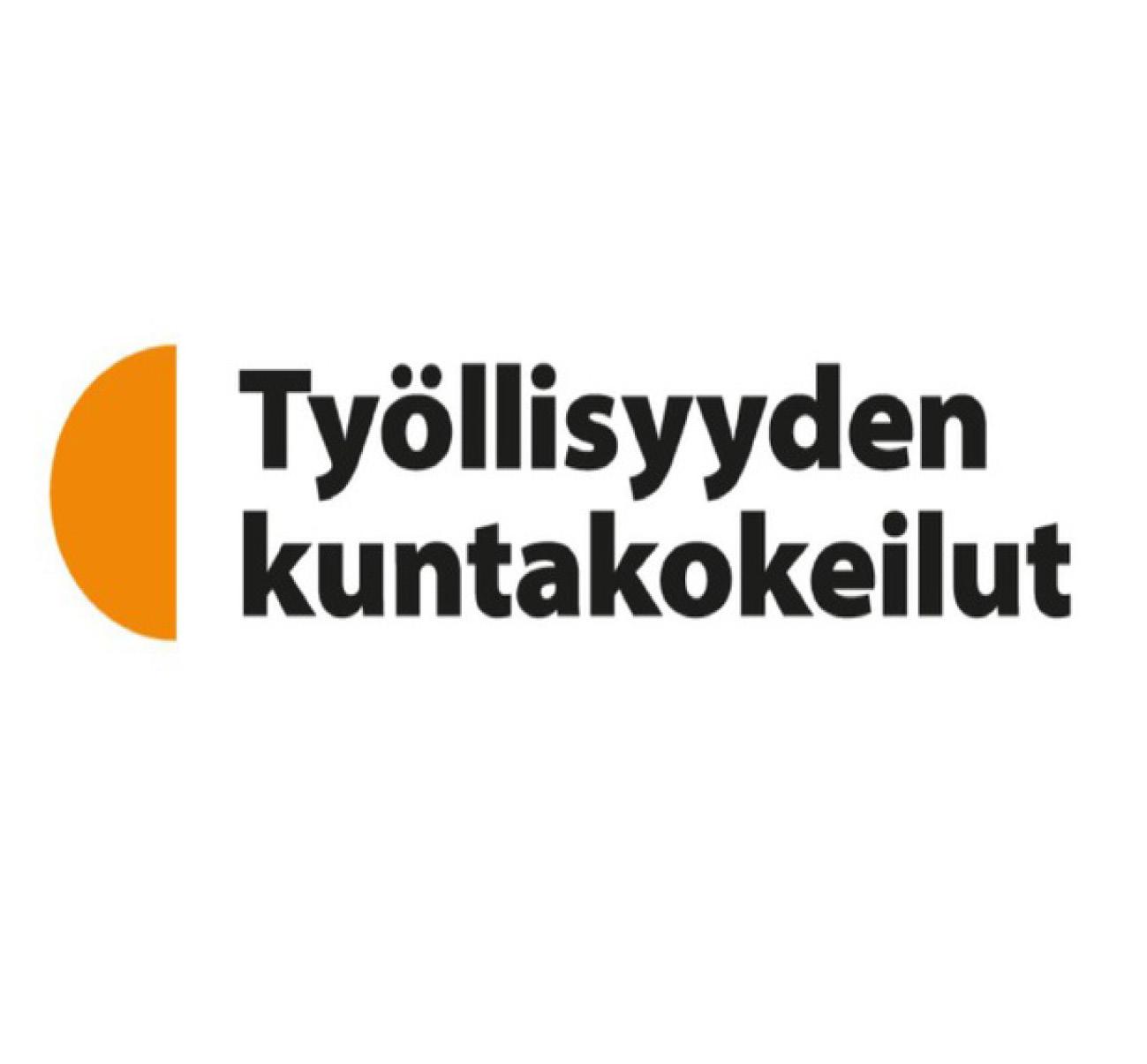 Työllisyyden kuntakokeilut logo