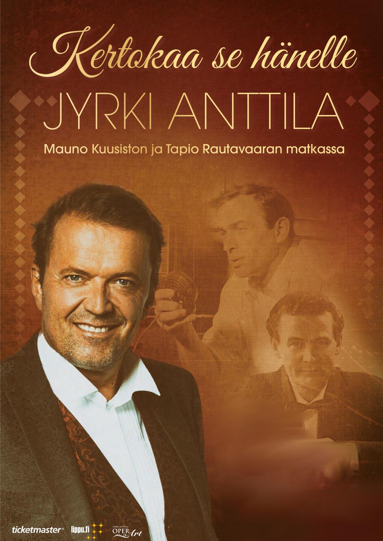 Jyrki Anttilan konsertti