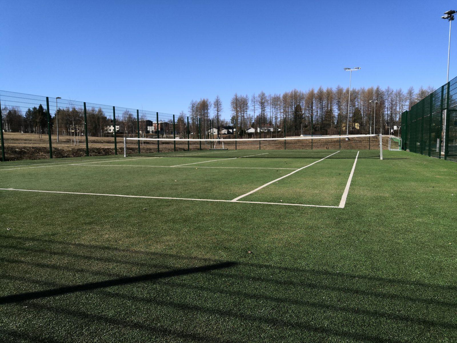 Kaupunginlammen tenniskenttä