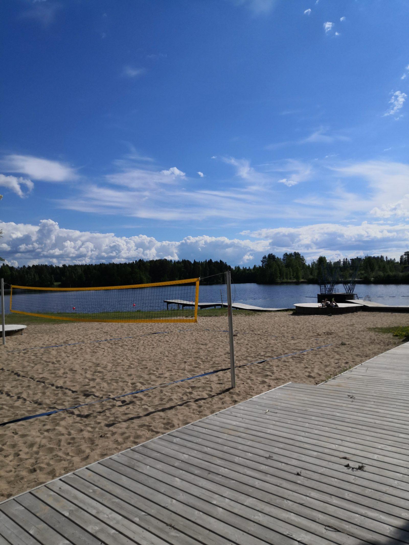 Kesäniemen uimaranta