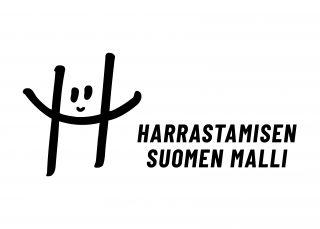 Harrastamisen suomen malli - logo